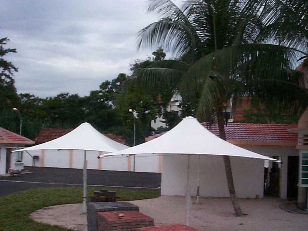 Tensile Fabric Structures Services & Tensile Membrane Structure | Services