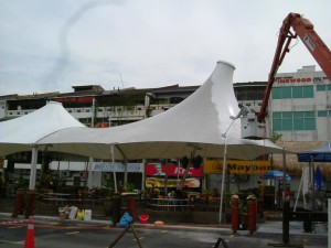 Tensile Fabric Structures Malaysia