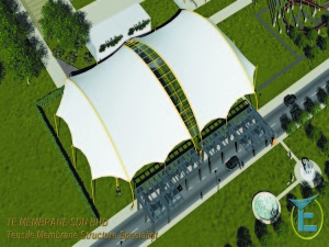 Tensile Fabric Structures Specialist